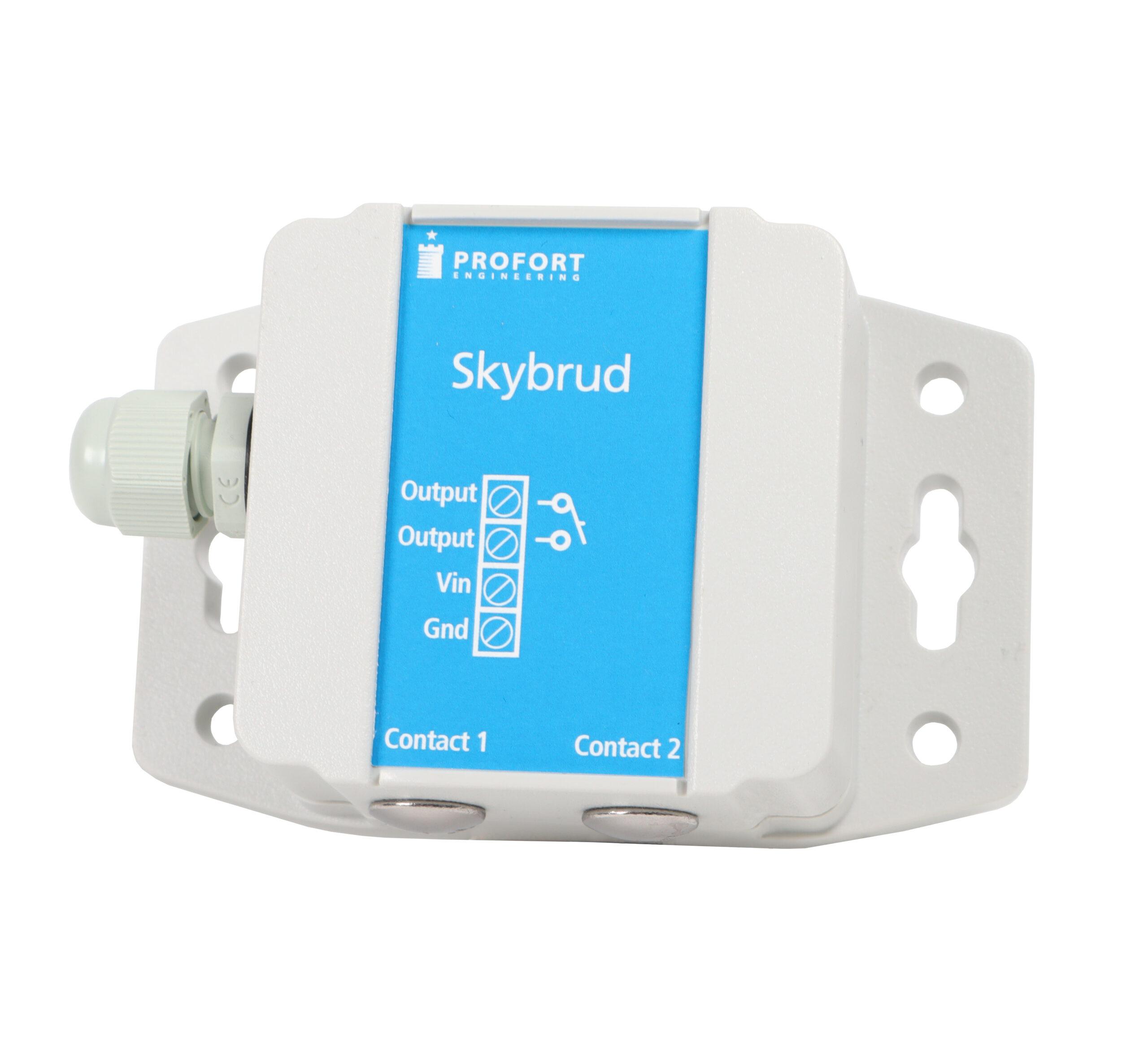 Skybruds alarm