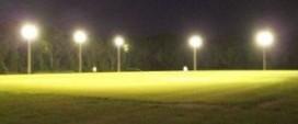 Styring af lys til boldbane