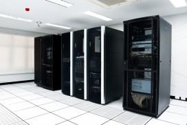 Serverrum: Overvågning af temperatur og strøm